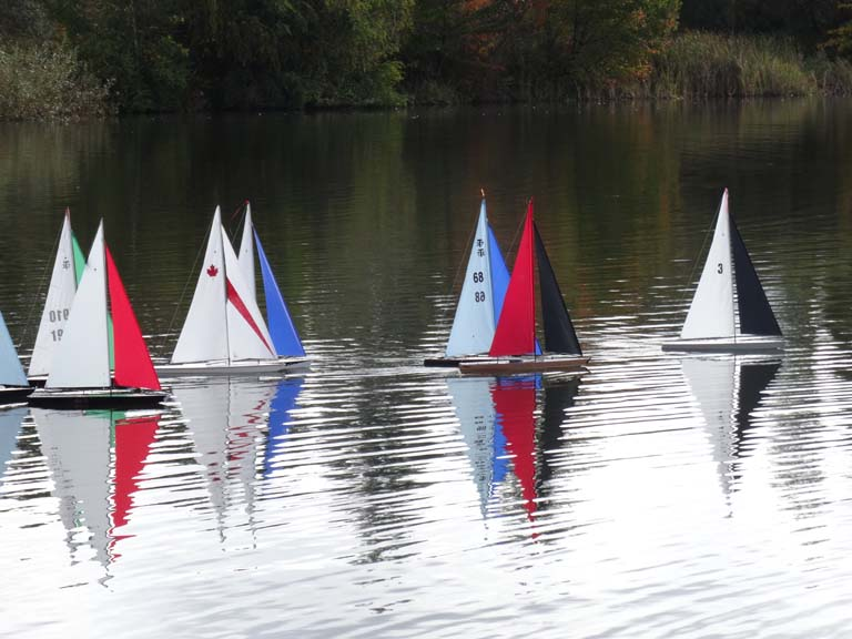 rc sailboat comp