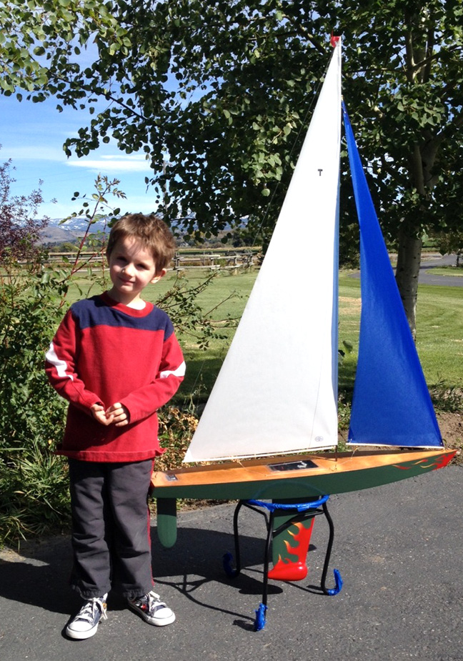 t37 racing sloop