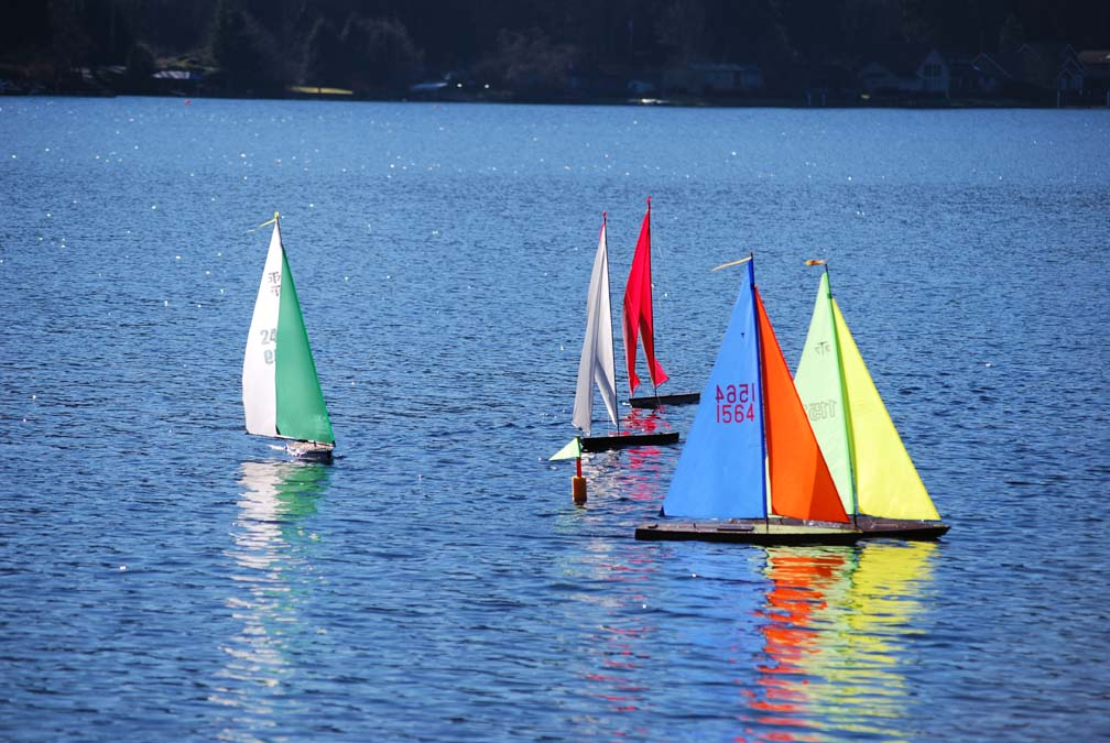 rc sailing model sailboats