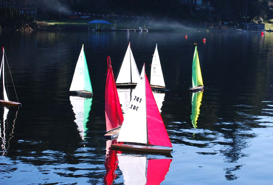 rc sailing model boats