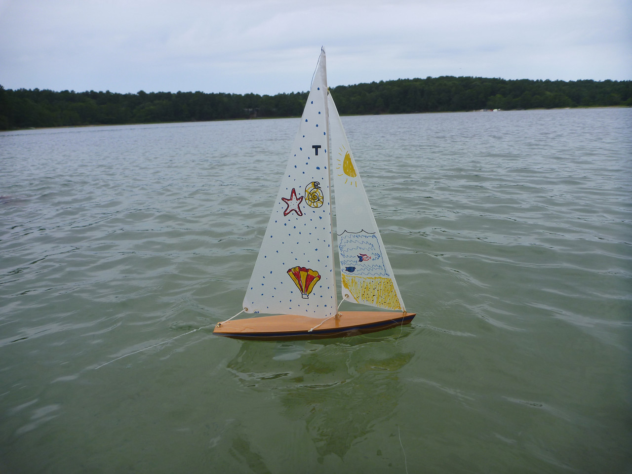 rc sailobat model sailboat