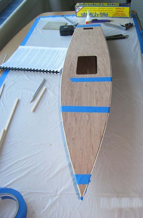 rc sailing kit