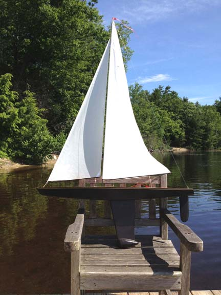 model sailboat rc sailboat